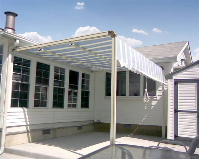 retractable deck awnings Archives - LITRA USA