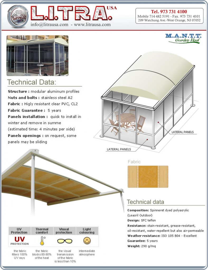 Garden Roof - Patio Covers