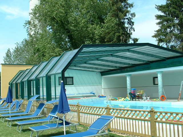 Pool enclosures archives litra usa Retractable swimming pool enclosures