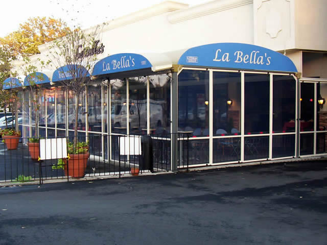 Restaurant Patio Enclosures