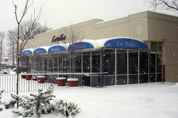 L.I.TRA. Retractable Enclosures - Winter