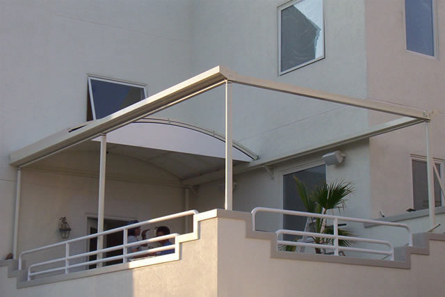 Retractable Aluminum Patio Covers