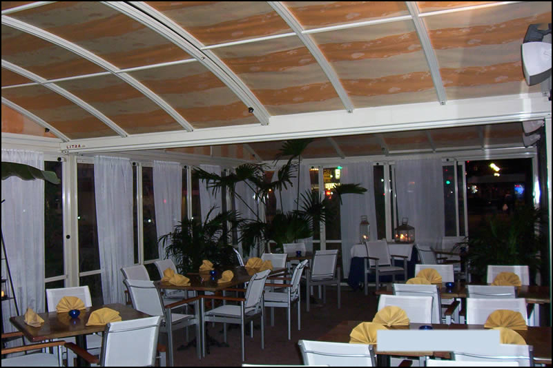 Patio Cover System