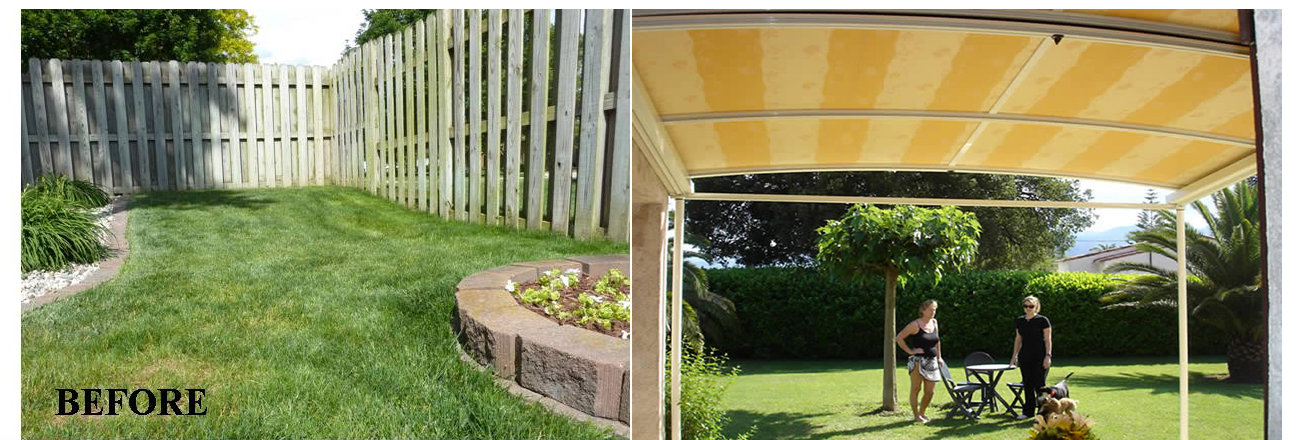 Retractable roof for patio residential applications