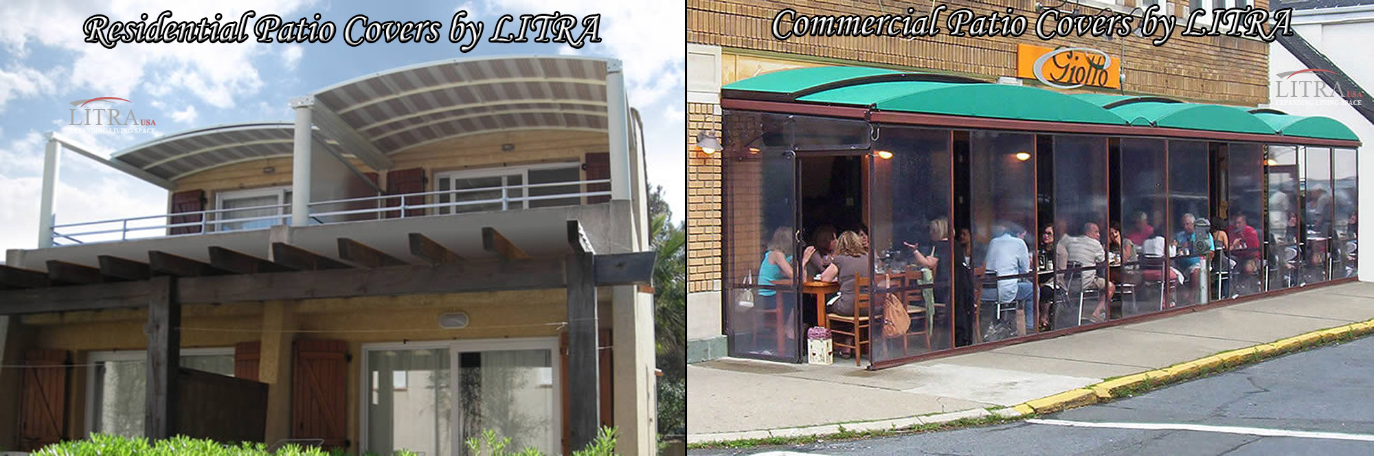California Shade Patio Covers
