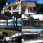 Pergola Patio Covers by LITRA