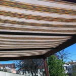 Retractable Awnings LITRA - Spring Eternal