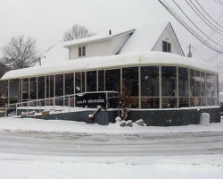 Winter Storm Kayla protection with patio covers