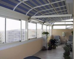 insulated system Patio cover