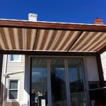cover patio ideas - Awnings