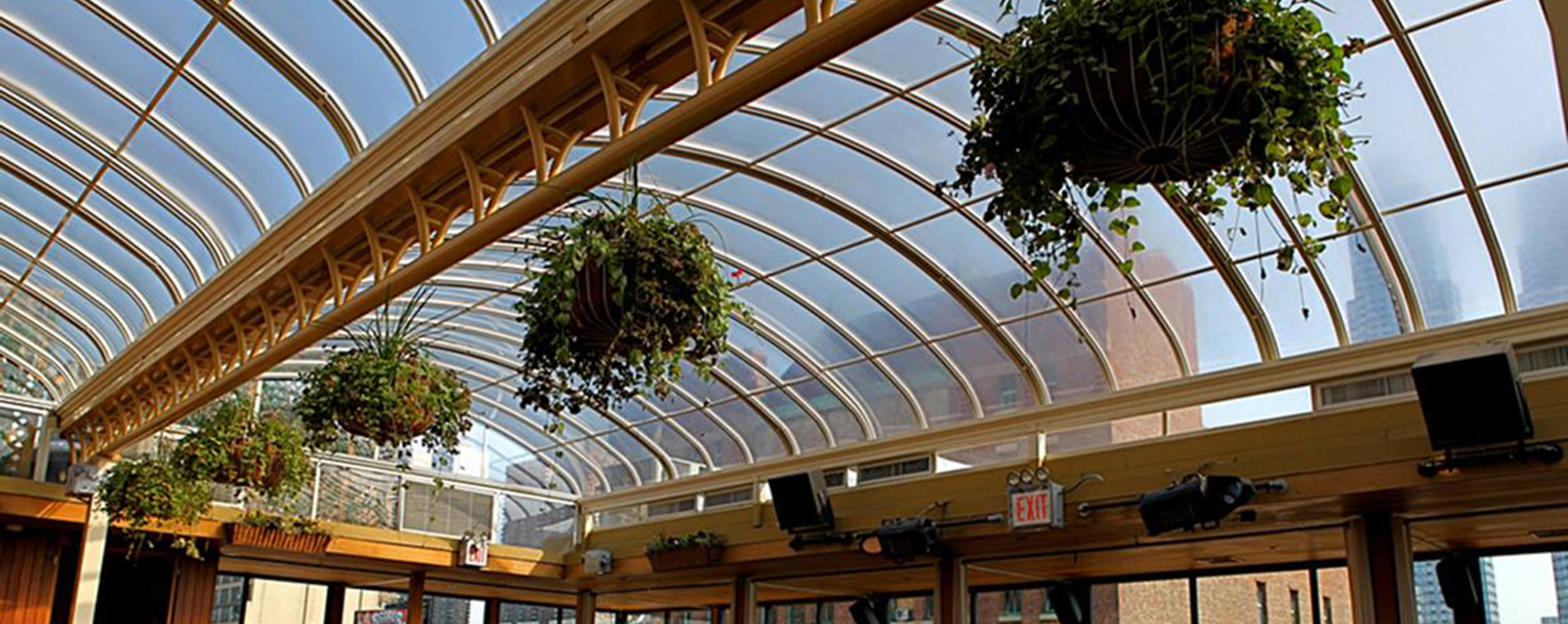 Commercial Skylights Sunrooms